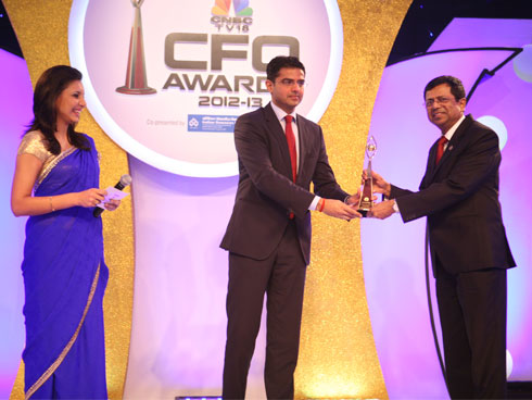 CFO AWARDS 2012-13