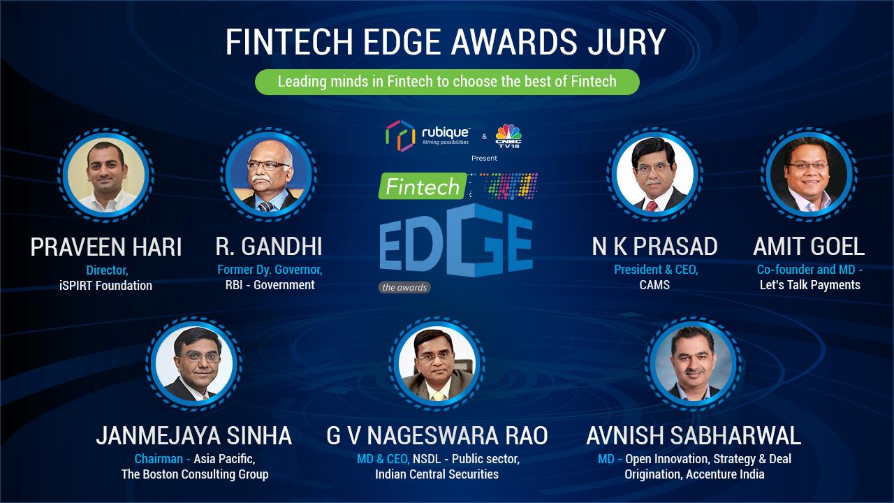 Fintech EDGE Awards Grand Jury