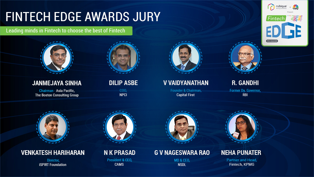Fintech EDGE Awards Grand Jury