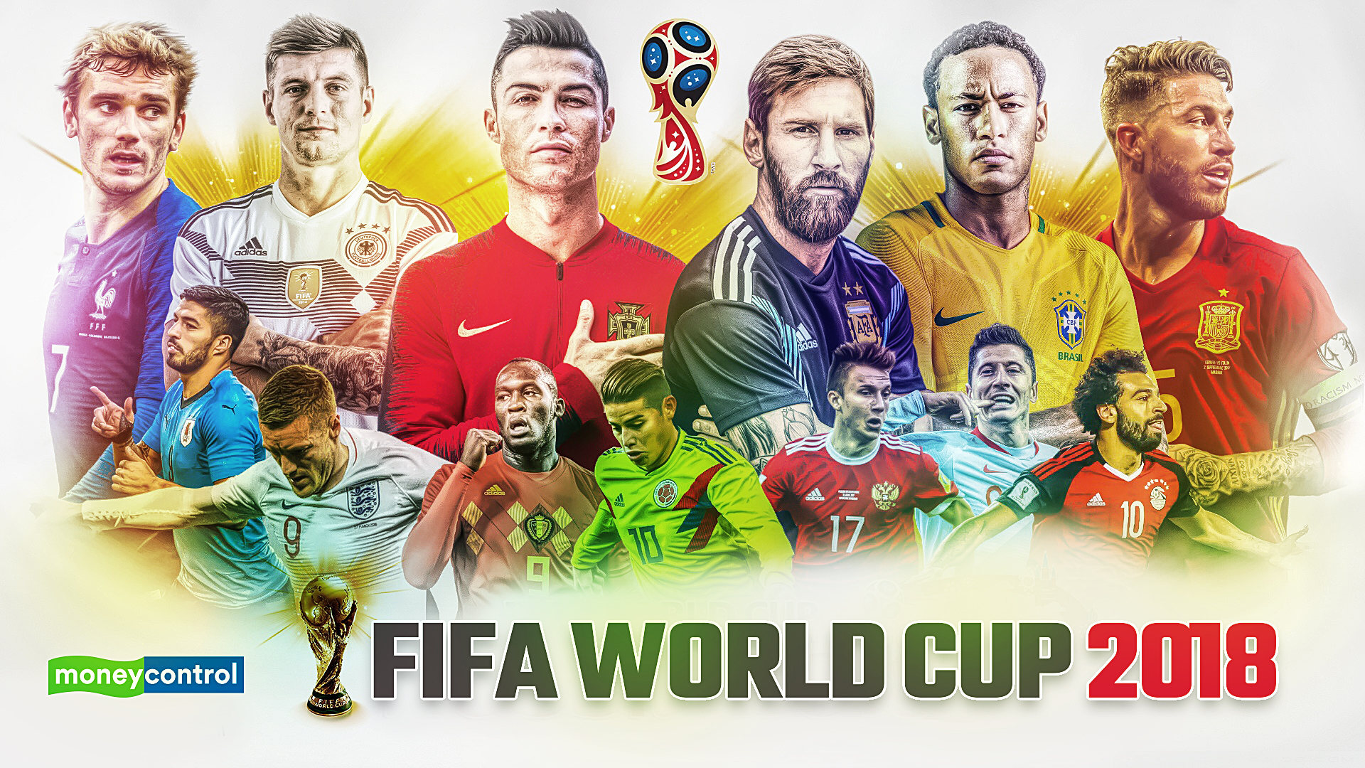 cd42ecad9 FIFA World Cup 2018 - Latest Football News, Schedules, Teams, Results,  Podcasts, Videos - Moneycontrol.com