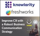 Webinar Presented by Knowlarity & Freshworks